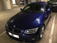 BMW 320d M Sport Coupe 184bhp VERY LOW MILAGE