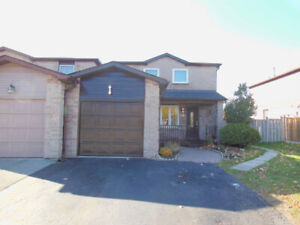***Newly Renovated Basement Apartment In Ajax!***