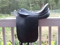 Otto Schumacher dressage saddle for trade for jumping saddl