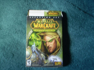 world of warcraft the burning crusade & wrath of the lich king