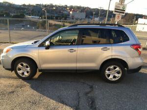 2015 Subaru Forester $13495 price negotiable ****