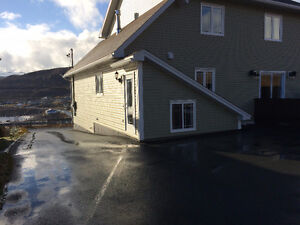Spacious 2 Bedroom Basement Apt Minutes from East Coast Trail