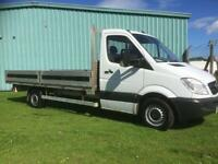 Mercedes-Benz Sprinter 2.1TD 313CDI LWB DROPSIDE PICK UP