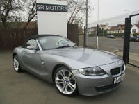 2006 BMW Z4 2.5i SE Roadster(RED LEATHER,EXCELLENT CONDITION,HISTORY)