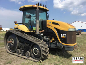 2007 AGCO Challenger MT-765B Track Tractor