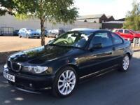 2006 BMW 3 Series 2.0 320Cd ES Coupe 2dr Diesel Manual (153 g/km, 150 bhp)