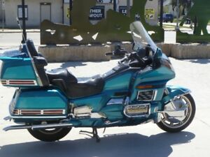 SOLD 1993 Honda Goldwing Special Edition for sale or trade SOLD