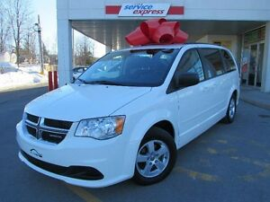 Dodge Grand Caravan 4dr Wgn 2011
