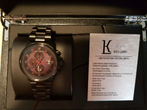 Citizen watch ( Kyle Lowry edition)