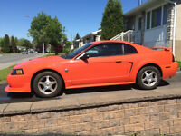 2004 Ford Mustang Coupé (2 portes)