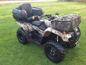 HONDA ATV 4-WHEELER