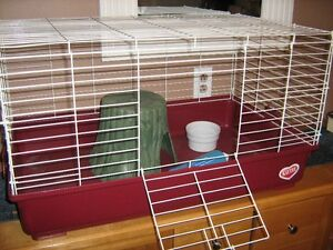Guinea Pig Bunny Large Cage - gently used