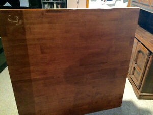 Just Reduced! Bar sized dining table