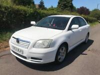 Toyota Avensis 2.0 VVT-i T3-X + 12 MONTHS TEST + FSH + recently serviced 2k ago