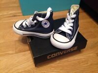 Converse size 2 shoes