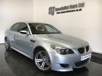 2006 BMW M5 SALOON *73K Full BMW History* Ex owners club - best example in UK