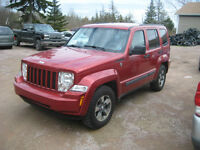 2008 Jeep Liberty SUV, Crossover $6999!!!!