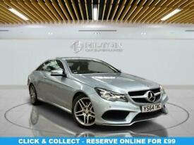 image for 2014 Mercedes-Benz E-CLASS 2.1 E220 CDI AMG SPORT 2d 170 BHP Coupe Diesel Automa