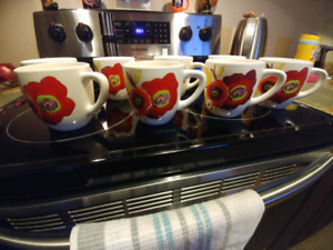 8 cups