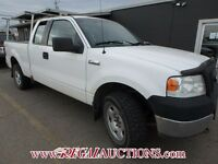 2005 FORD F150 S/CAB 4WD