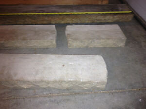 Solid Stone Fireplace Ledge various lengths
