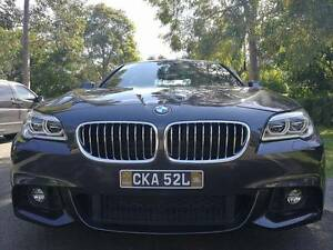 2014 BMW 528i M Sport Eastwood Ryde Area Preview