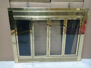 FIREPLACE FRONT