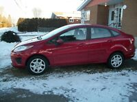 2012 Ford Fiesta SE Berline