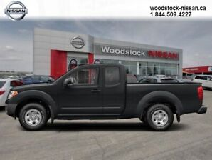 2019 Nissan Frontier King Cab S Standard Bed 4x2 Auto  - $200.51 B/W