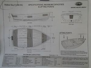 sailing/rowing dinghy
