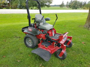 Z MASTER Zero Turn Toro Mower (Model 74995)