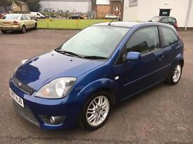 "0707 Ford Fiesta 1.25 Silver Blue 3 Door 17"" 71164mls"