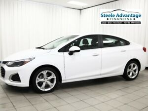 2019 Chevrolet Cruze Premier - Heated Leather Luxury, Bluetooth