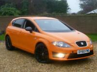 2010 60, Seat Leon 2.0 TDI FR 170 BHP ++ EXTREMELY RARE ORANGE!!!