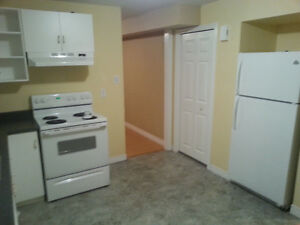 2 Bedroom Basement Apartment East End