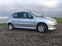 Low Miles, Low Insurance Peugeot 206, Other Car's Available