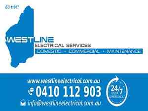 Licensed Electrician Perth | Westline Electrical Perth Region Preview
