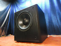 MISSION Model 70 ASA Powered Subwoofer-Sub Woofer