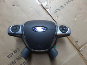 2012 ford focus driver airbag