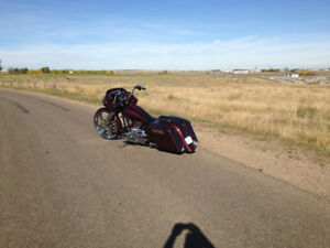 2012 Custom RoadGlide Bagger