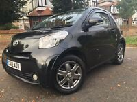 TOYOTA IQ AUTOMATIC WITH PUSH START BUTTON STILL UNDER TOYOTA WARRANTY