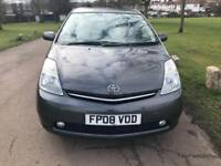 Toyota Prius 1.5 2008 T Spirit FULL SERVICE HISTORY, not been used in MINICAB