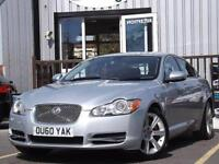 2010 Jaguar XF 3.0 TD V6 Luxury 4dr 4 door Saloon