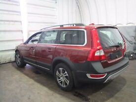 2013 Volvo XC70 2.4 Diesel automatic breaking 16265 miles engine and gearbox available