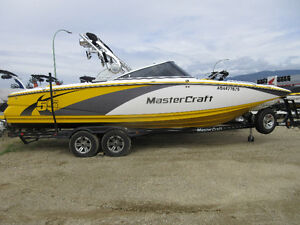 2013 Mastercraft X55 - LOADED 7.4L ILMOR 522 HP!