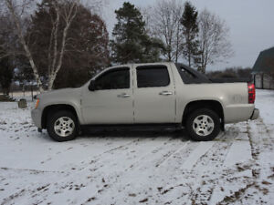 2007 Avalanche for sale
