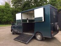 3.5T THEAULT 2 HORSEBOX FOR SALE