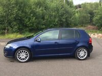 Volkswagen Golf Gt tdi 140 Sport. Years Mot excellent car