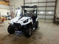 2013 Kawasaki Terryx 4X4 Side By Side 67hrs 471kms Trade?