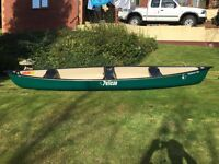 Pelican Explorer Dlx Canoe and Accessories
